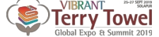 Vibrant Terry Towel Global Expo and Summit, Solapur, 25-27 Sept 2019